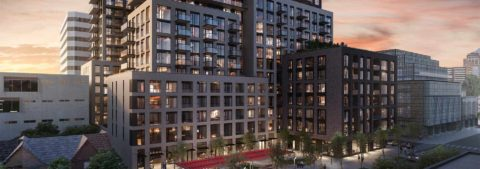 543 richmond preconstruction condos front building view