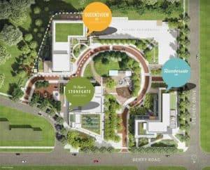Backyard Condos Community Map