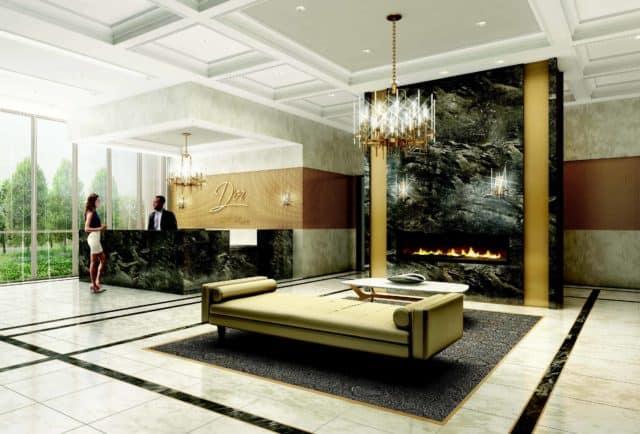 Dor lobby