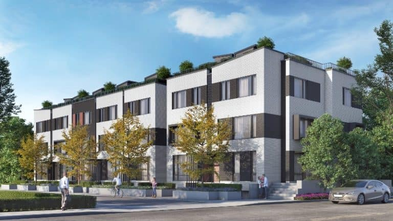 Reunion Crossing Townhomes hires
