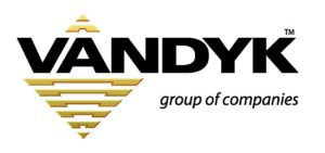 VANDYK group companies Black logo