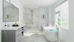 bathroom ironwood town condos