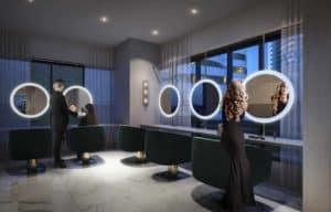 beauty bar the maverick condos in toronto