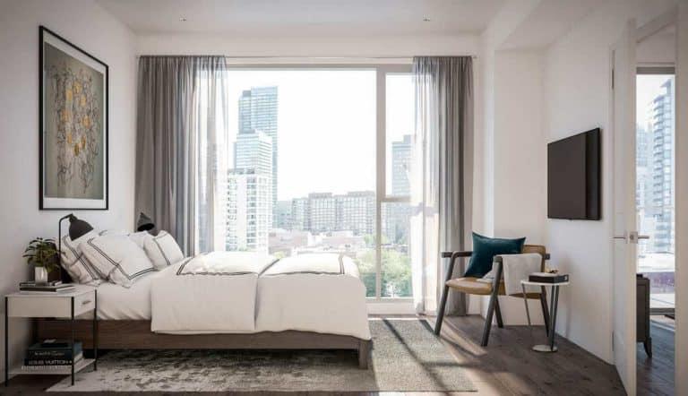 bedroom 543 richmond condos preconstruction