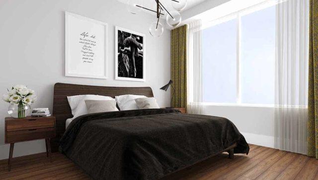 bedroom evermore condos