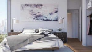 bedroom interior power adelaide