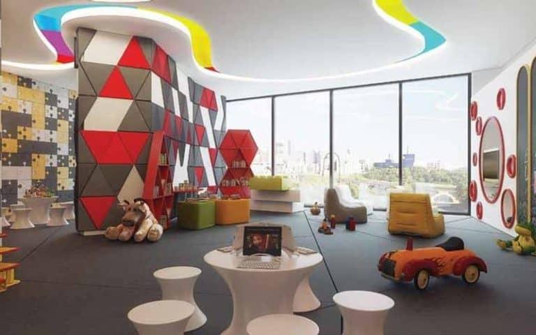 childcare garrison point playground preconstruction condo