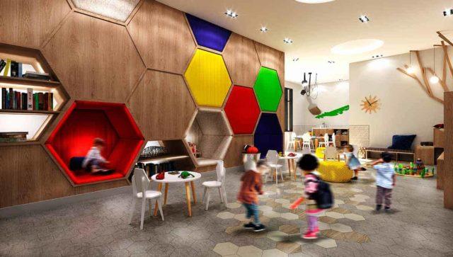 children area evermore condos