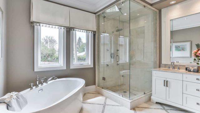 ensuite bathroom willowdale heights homes