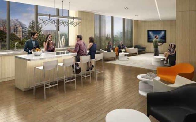 interior suite garrison point playground preconstruction condo