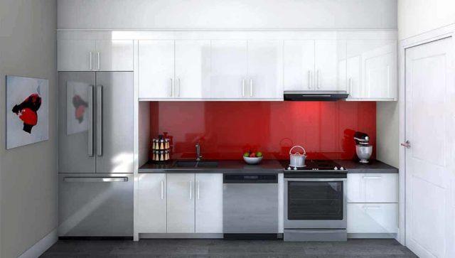 kitchen 9560 islington condos