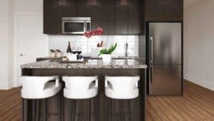 kitchen evermore condos