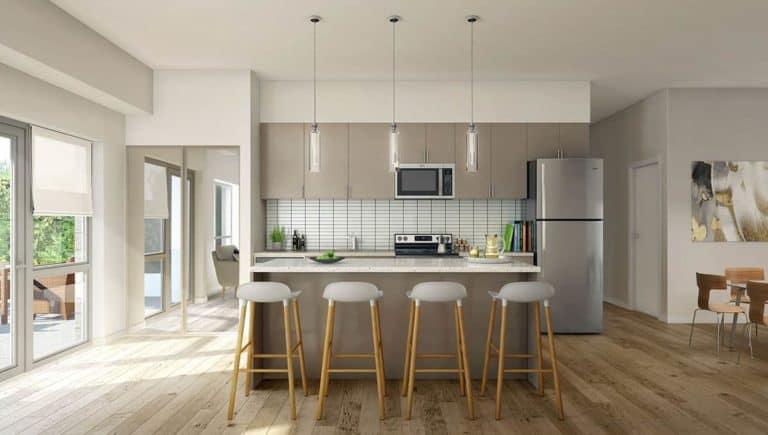 kitchen uptowns heartlake condos