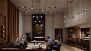 lounge stockyards district condos
