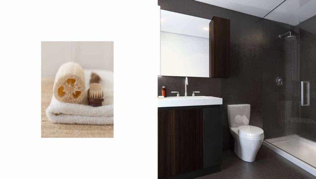 master bathroom nobu residences