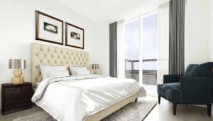 master bedroom evermore condos