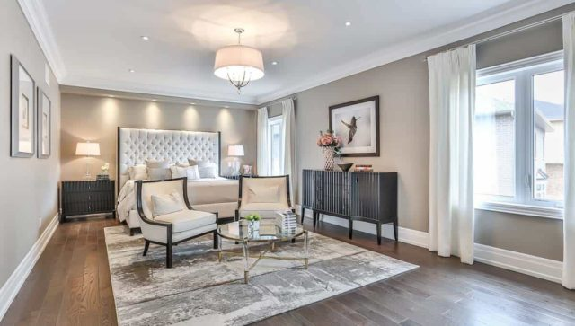 master bedroom willowdale heights homes