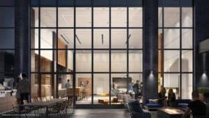 outdoor lounge party room saturday downsview condos