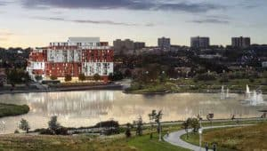 pond keeley condos downsview