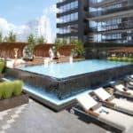 pool line 5 condos eglinton