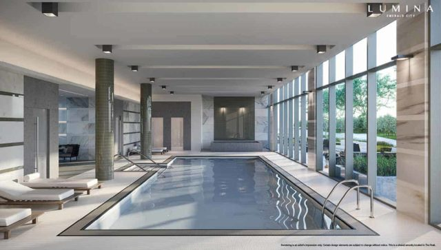 pool lumina market condos