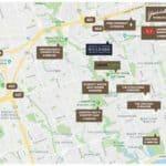 preconstruction black creek lawrence Riverside Towns map