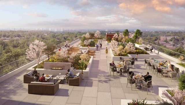 rooftop keeley condos downsview
