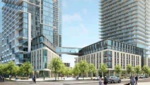 street view transit city condos