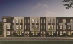 the riveside towns rendering black creek preconstruction toronto
