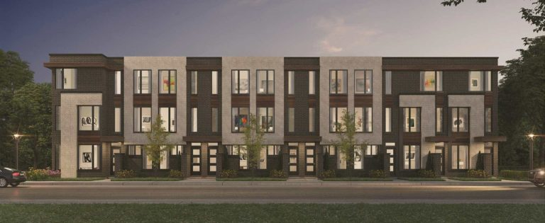 the riveside towns rendering black creek preconstruction toronto full