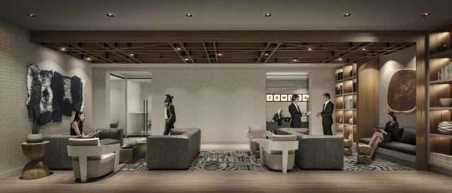 we work open space east the maverick condos in toronto