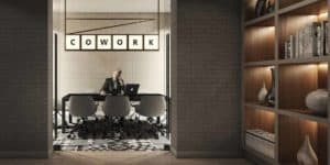 we work private space the maverick condos in toronto