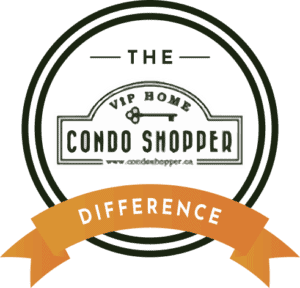 condo shopper difference badge