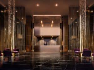 11 yorkville int lobby Toronto