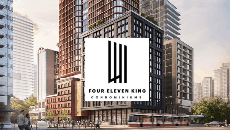 411 King Condos featured wlogo 1