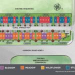 Total Towns Oshawa site plan