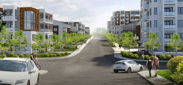 Daniels Keelesdale Condos Towns