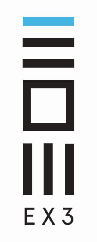 Ex3 logo