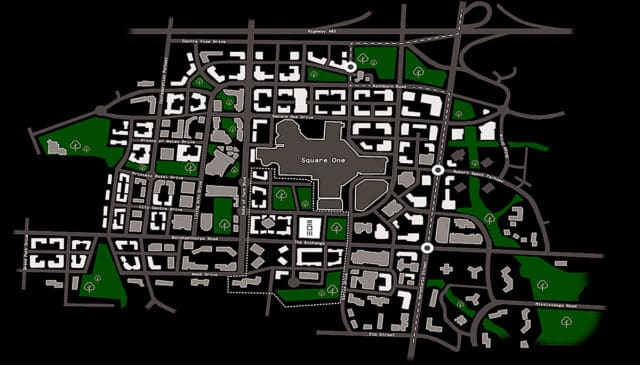 ex3 condos location map
