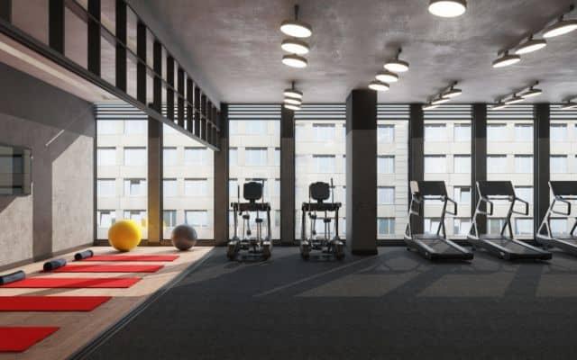 BAUhaus Gym