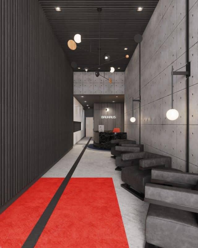 BAUhaus Lobby 1
