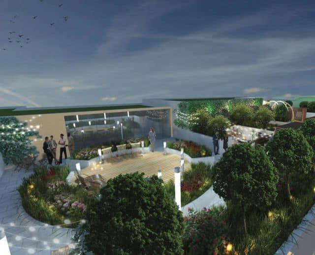 westline condos exterior rooftop terrace