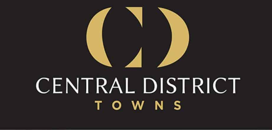 Central District Towns logo