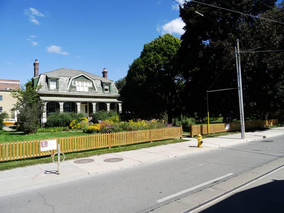 ashbridge estate in leslieville toronto