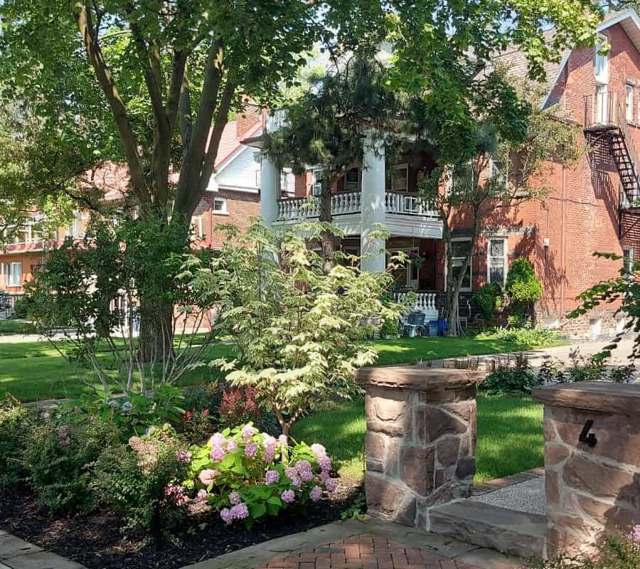 beautiful large family home in high park