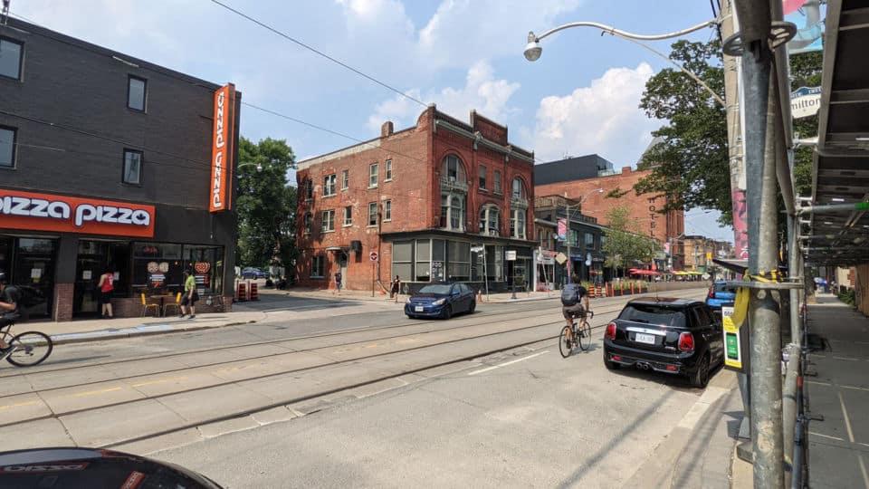 corktown city street