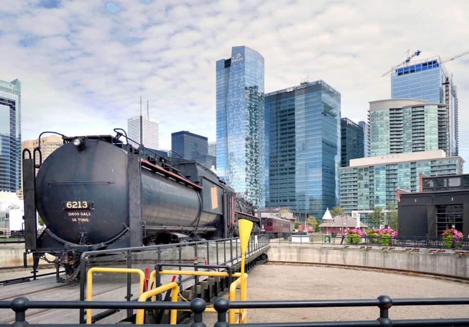 corktown trains