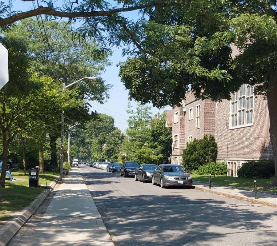 high park school zone