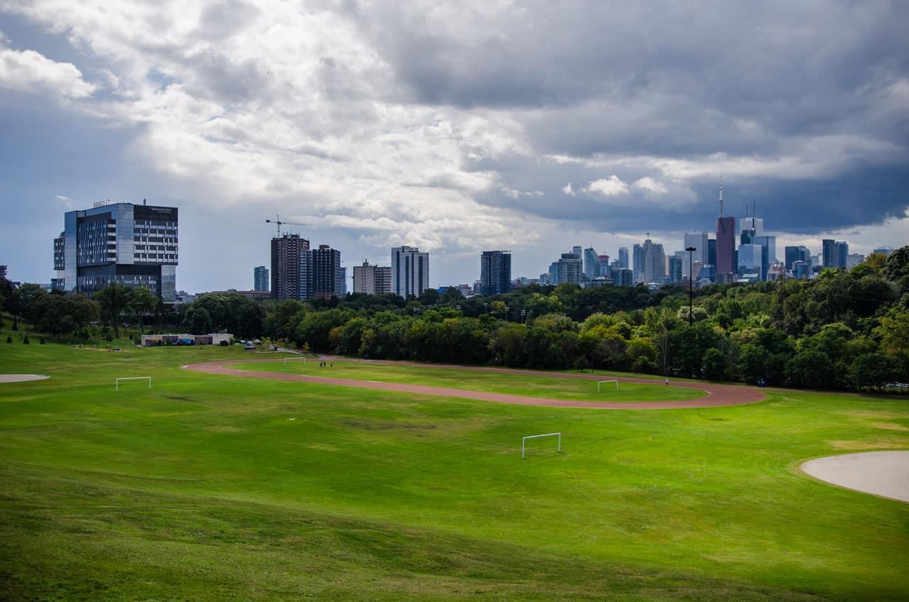 riverdale park east baseball diamond
