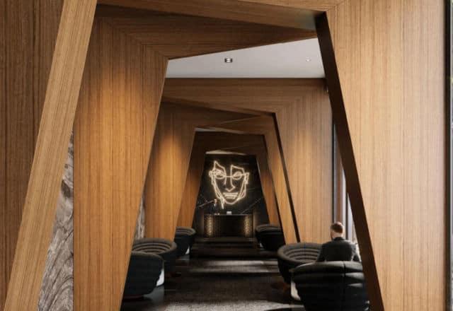 JAC Condos Grand Lobby with 24 Hour Concierge 6 v179